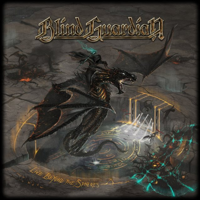 "BLIND GUARDIAN ""BEYOND THE SPHERES"""