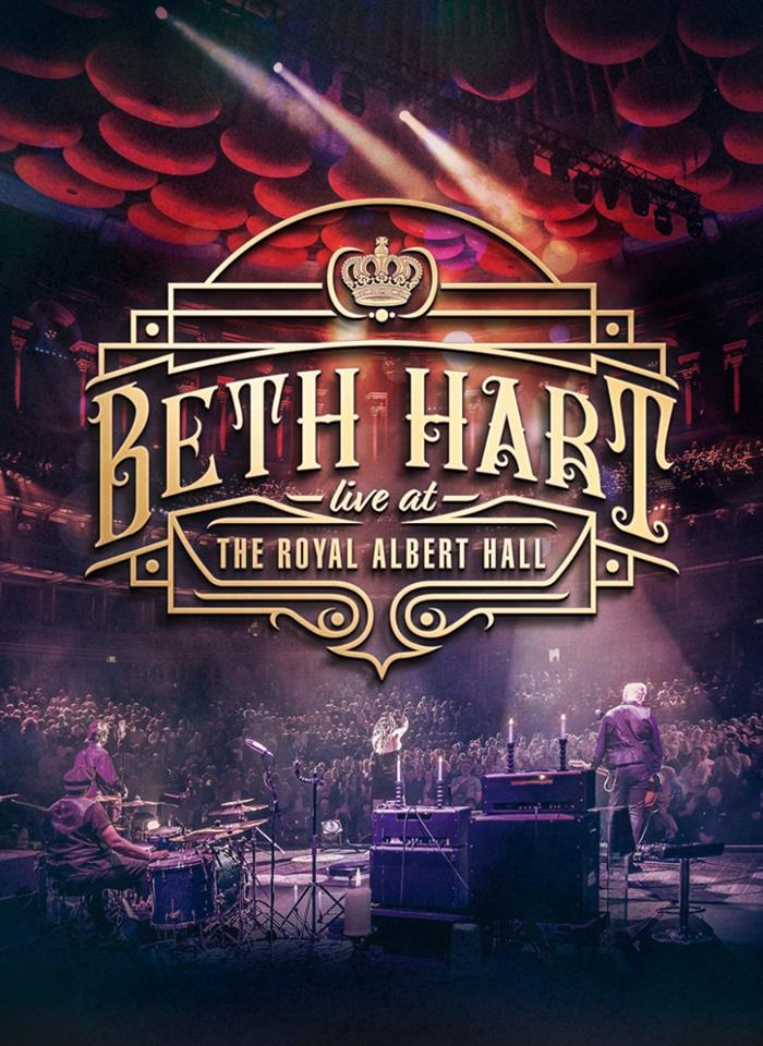 "BETH HART ""LIVE AT THE ROYAL ALBERT HALL"""